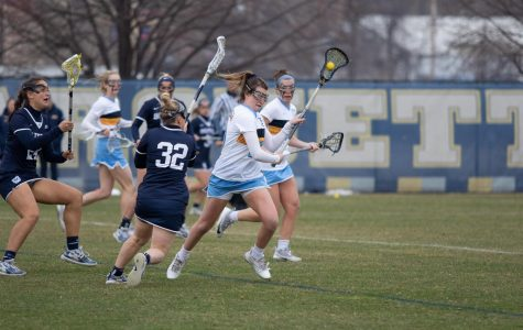 Women's lacrosse players compete in World Cup