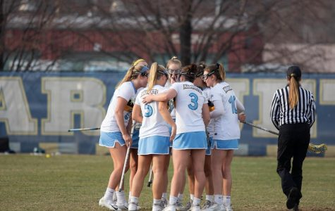 Women's lacrosse ends winning streak with 10-goal loss at Denver