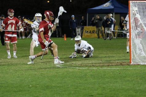 Men's lacrosse dominates Detroit Mercy to move to 2-0