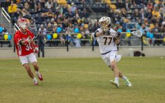 Men's lacrosse falls to No. 3 Duke in overtime