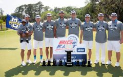 Marquette golf earns third BIG EAST Championship in five years