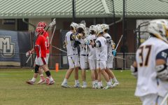 Men's lacrosse loses to Providence, has more challenging path to BIG EAST Tournament