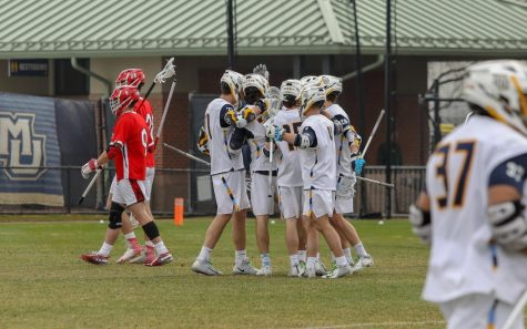 Men's lacrosse falls to No. 12 Notre Dame