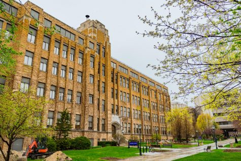 Marquette University aims to follow a hybrid model of both in-person and online classes for the fall 2020 semester. Marquette Wire stock photo.