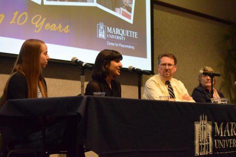 Marquette's Center for Peacemaking celebrates its 10-year anniversary