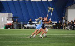 Women's lacrosse stuns No. 24 Georgetown