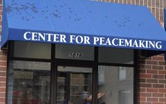 Center for Peacemaking founder honored