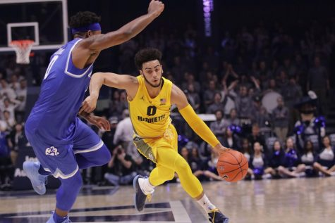 Howard leads Marquette into more competitive BIG EAST season