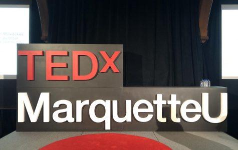 TedxMarquette had their first event Saturday.   Photo by Alex Garner