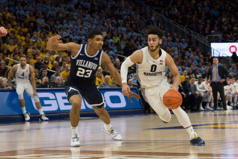 Men eke out clutch overtime win over Georgetown