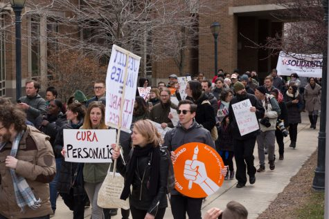 College Republicans host NRA speaker, students protest