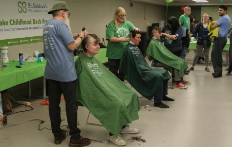 St. Baldrick's allows Marquette students and staff to show support for childhood cancer
