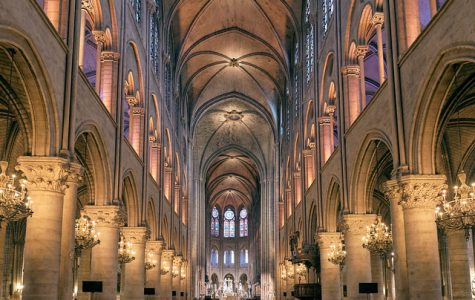 Social issues around the world are being overshadowed by the extensive support for Notre-Dame.