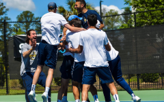 Men's and women's tennis fall short in BIG EAST Tournament