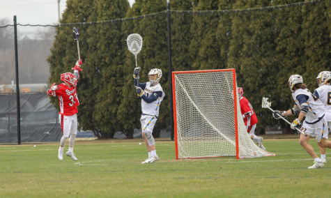 Lacrosse loses to High Point in third scrimmage