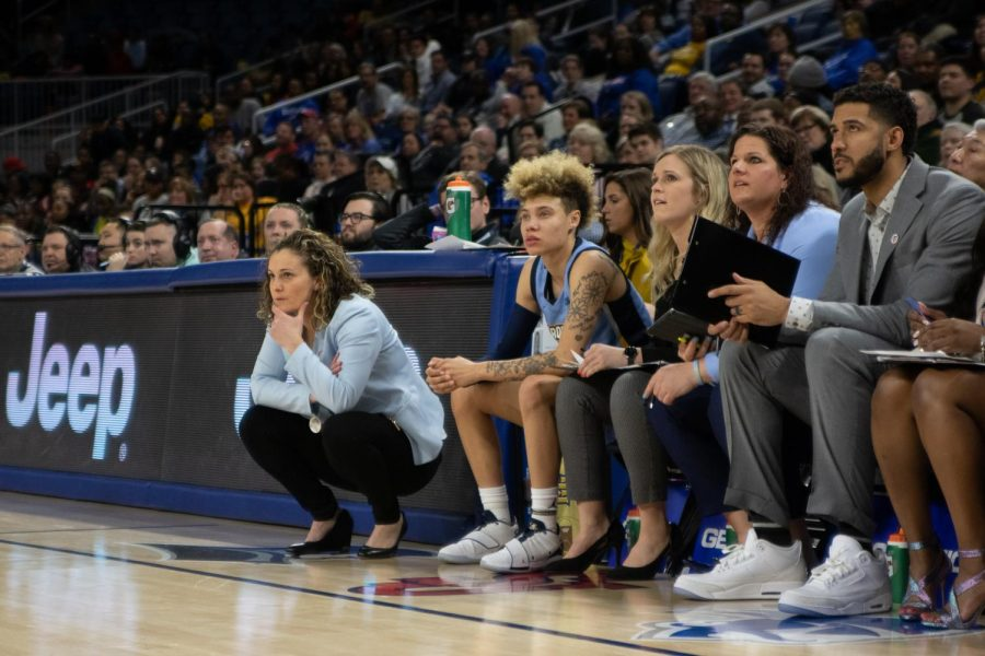 Boggess, Collen among potential fits for Marquette women's basketball