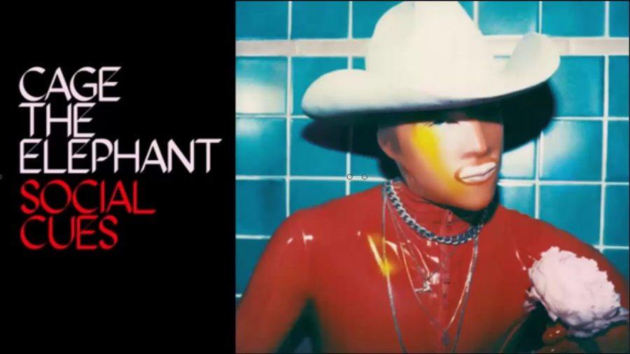Social Cues' by Cage The Elephant is the Garage Pop Album of the