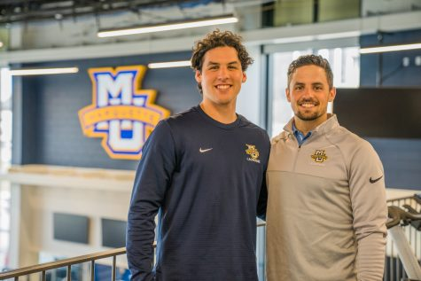 Peet Poillon, Jake Richard named men's lacrosse assistants