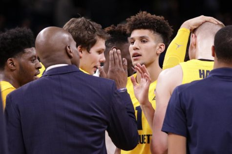 PREVIEW: Marquette looks to topple No. 8 Xavier in road clash