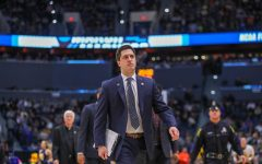 Men's basketball promotes Jake Presutti, Dan Madhavapallil