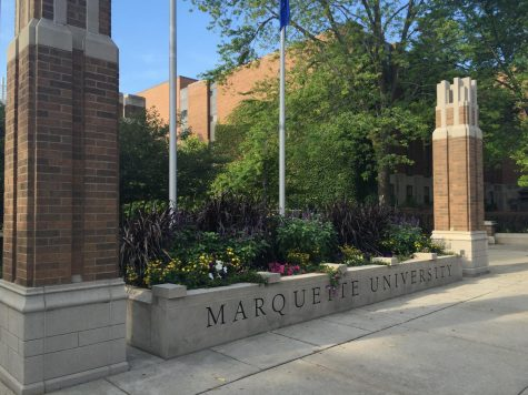 Marquette facilities planning, students respond to short-lived green space