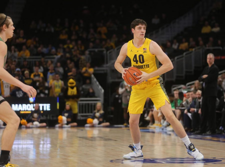 Tommy+Gardiner+appeared+in+three+games+in+2018-%2719.+%28Photo+courtesy+of+Marquette+Athletics%29