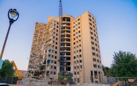 McCormick Hall to be demolished by end of year