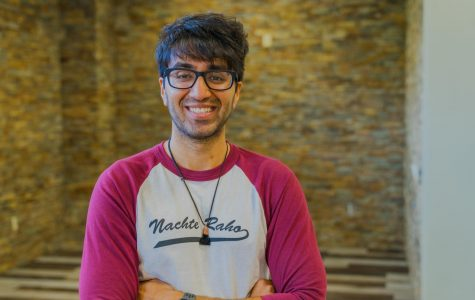 Manpreet Singh is the new owner of Serenity, the bubble tea shop coming to campus.