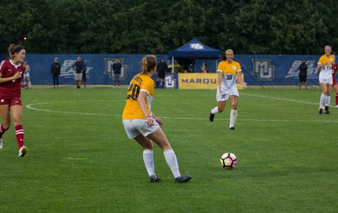 Women's soccer's offensive struggles continue against No. 15 Wisconsin