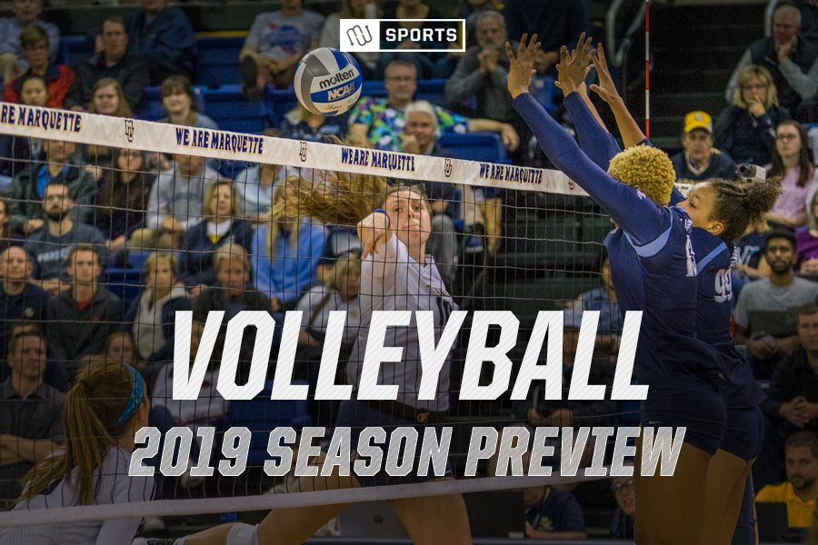 SEASON PREVIEW: Volleyball aims for repeat of historic 2018