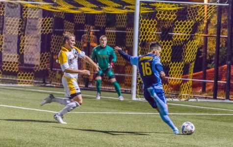 Josh Coan leads MU in goals his senior season