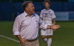 Men's soccer drops first game of the season to USF