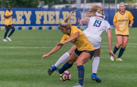 Women's soccer looks to rewrite slow start