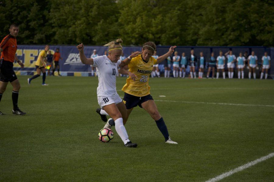 Women's soccer looks to rewrite slow start – Marquette Wire