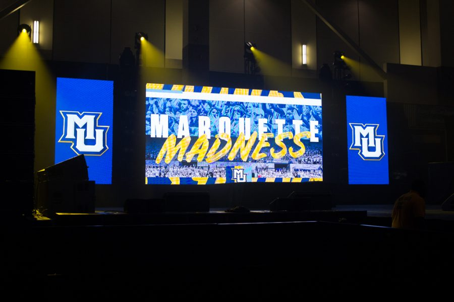 Marquette Madness will feature artist T-Pain Oct. 4, 2019. (Marquette Wire Stock Photo)