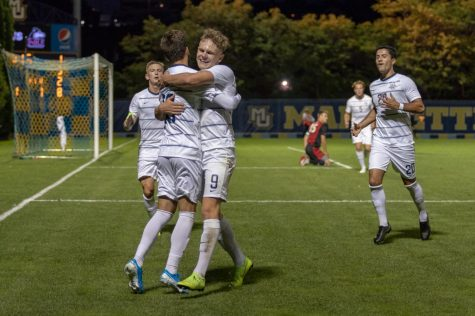 Fitting the bill: Vorberg's impact on MU soccer