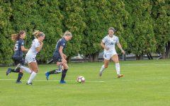 Women's soccer falls 5-1 to Utah State