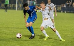 Men's soccer loses to Creighton despite eight shots on goal