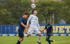 Men's soccer ties UC Davis 0-0 in second double-overtime game in 48 hours
