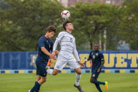 GOODS: Men's soccer season not a failure