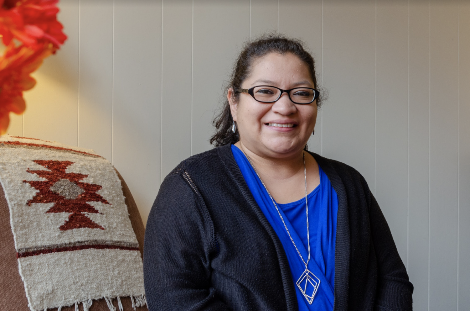 Marla Delgado Guerrero was named as one of Wisconsin's most powerful Latinos.