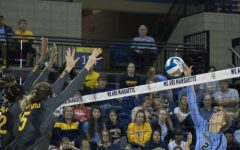 Volleyball loses first match of 2019 season to Baylor