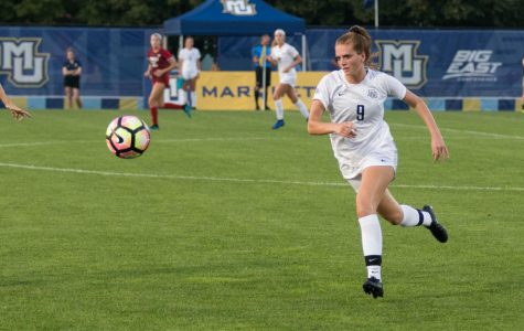 Women's soccer drops another overtime game despite Macey Shock's first career goal