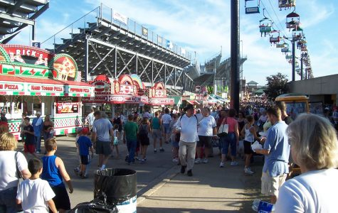 The Harvest Fair takes place at the Wisconsin State Fair Park. Marquette Wire stock photo.