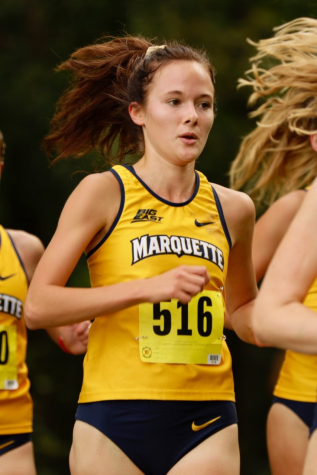 Schoessow steps in for Marquette in crucial times