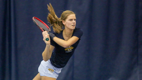 Women's tennis assistant coach went from Marquette to Serbia, then back to Marquette