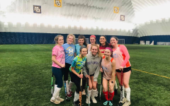 Field hockey starts first full academic year as club sport