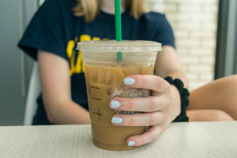 Prior to Starbucks, The Brew used Stone Creek Coffee.