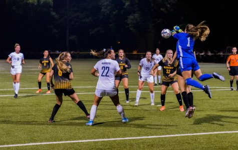 Marquette women's soccer loses in double overtime against crosstown rival
