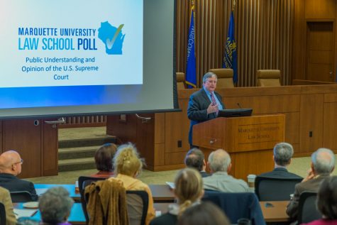 Marquette University Law School poll provides perspective, not prediction